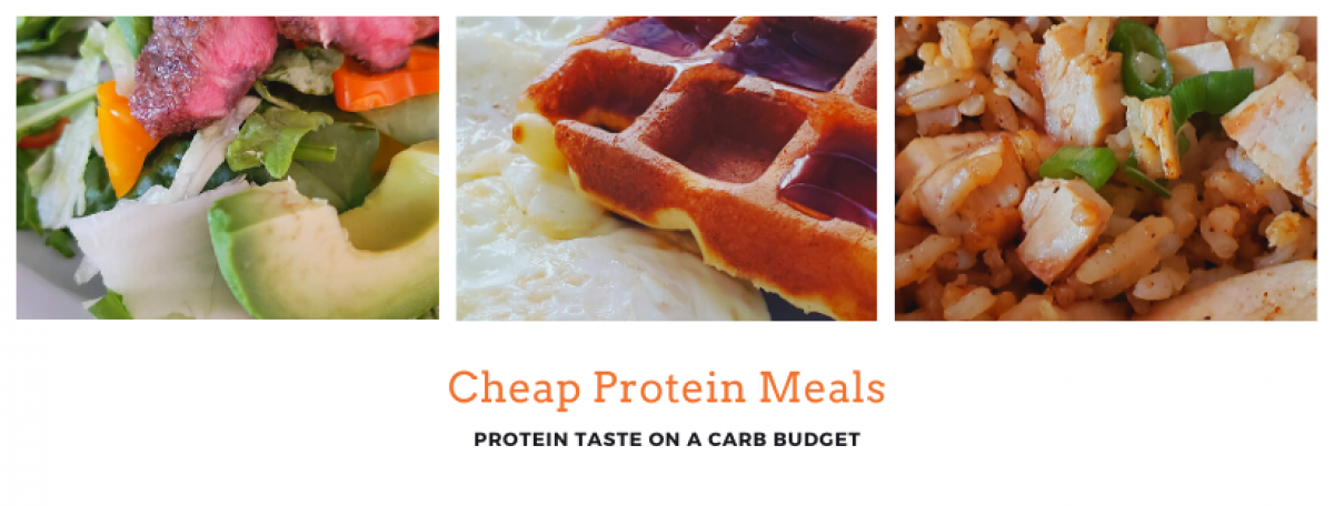 Cheap Protein Meals
